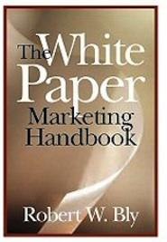 The White Paper Marketing Handbook cover