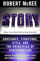 Robert McKee Story book cover