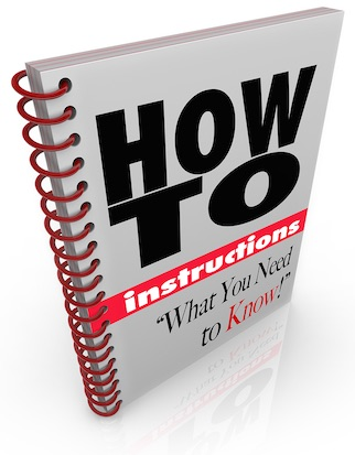 cover of how-to book
