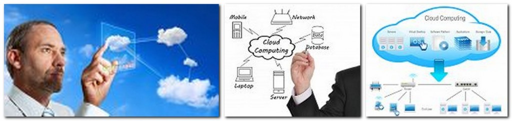3 stock photos of cloud computing from Bigstock photos