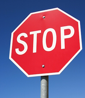 photo of Stop sign