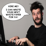 How to hire a white paper writer