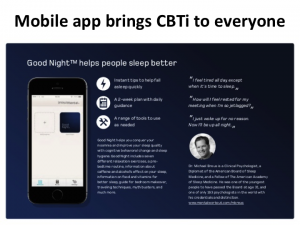 slide of mobile app download page - That White Paper Guy