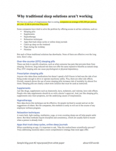 actual blog post #2 repurposed from a white paper - That White Paper Guy