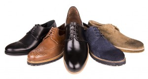 photo of various men's shoes