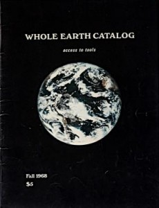 cover opf original whole earth catalog