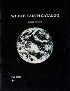 cover opf original whole earth catalog