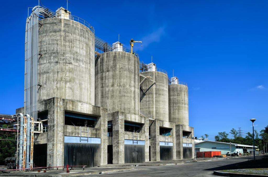 That White Paper Guy | photo of old silos represents repurposing content