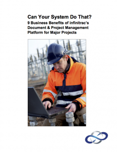 white paper cover for construction engineering