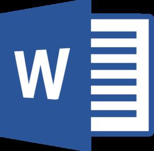 logo for Microsoft Word