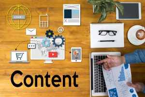 photo montage of various types of content