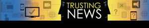 logo for Trusting News project