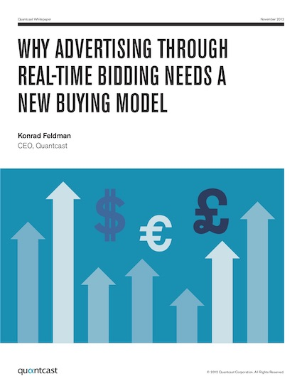Real-time bidding for ads