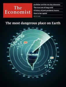magazine cover The Economist