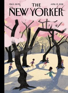 magazine cover The New Yorker