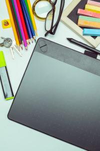 tools of a graphic designer
