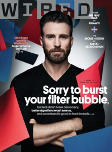 magazine cover Wired