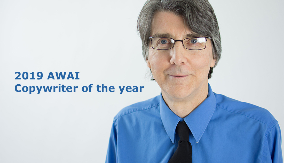 photo of Gordon Graham AWAI Copywriter of the Year