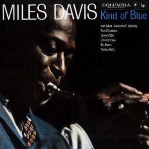 album cover Miles Davis Kind of Blue