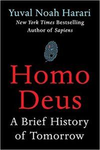 book cover Homo Deus